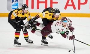 Німеччина - Латвія 2:1. Огляд матчу