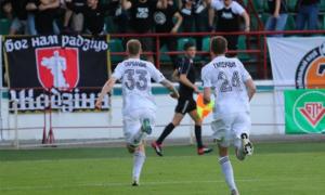 Торпедо розгромило Мінськ у 7 турі чемпіонату Білорусі