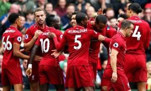 Ліверпуль оголосив заявку на фінал Ліги чемпіонів