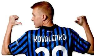 Коваленко потрапив до заявки Аталанти на матч з Торіно