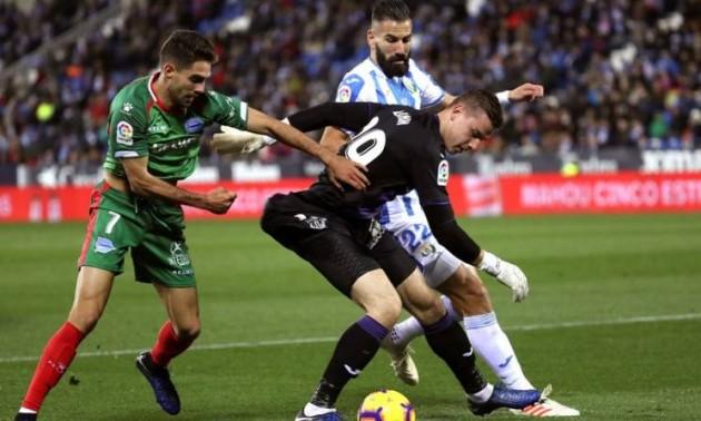 Луніну дозволять зіграти за Леганес проти Реалу