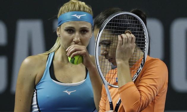 Надія Кіченок програла у парному турнірі Roland Garros