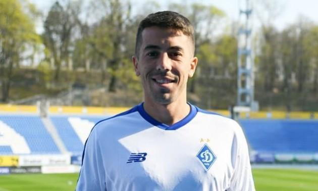 Де Пена забив дебютний гол за Динамо
