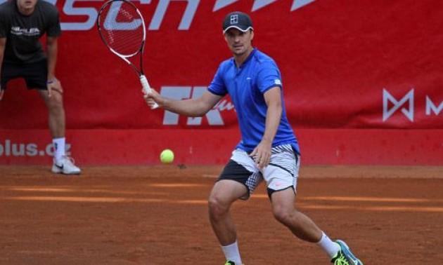 Молчанов програв на старті парного турніру в Гайльбронні