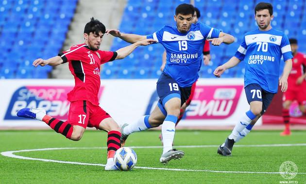 Істіклол знищив Душанбе-83 у першому турі чемпіонату Таджикистану