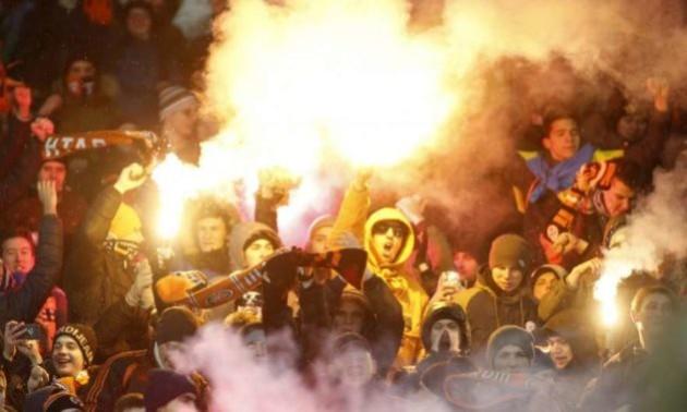 На уболівальників Шахтаря напали в Німеччині, є госпіталізовані
