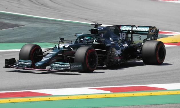 Під час гонки Формули-1 пілот показав середній палець росіянину
