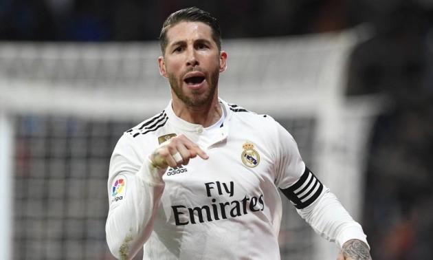 Рамос не може домовитися з Реалом про новий контракт