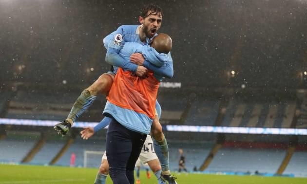 Манчестер Сіті із Зінченком переміг Астон Віллу у перенесеному матчі АПЛ
