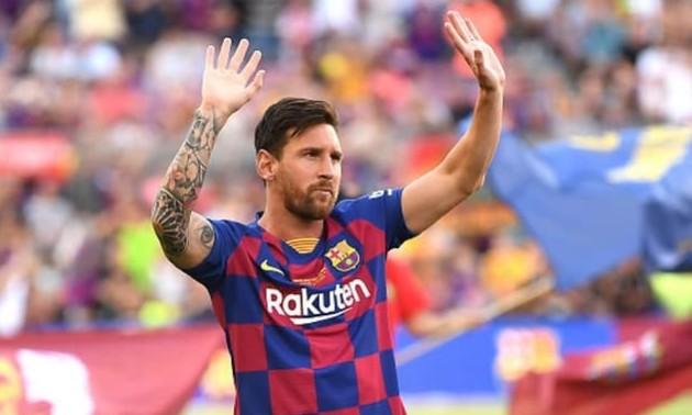 Піке: Чекаємо, що Мессі підпише нову угоду з Барселоною