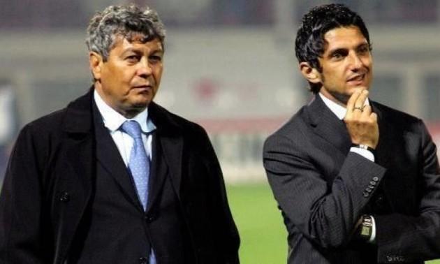Луческу рекомендував свого сина на пост головного тренера Шахтаря