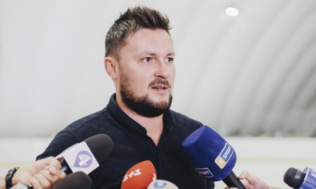Варламов: Нам немає коли реагувати на меседжі федерації хокею