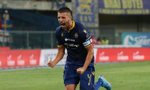 Екс-гравець Динамо забив неймовірний гол у ворота Ювентуса