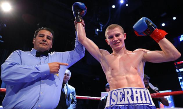 Богачук здобув 18-ту перемогу в професійному боксі