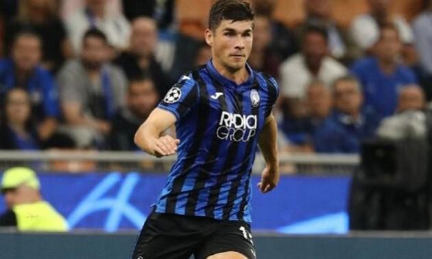 Маліновський забиває фантастичний гол в Серії А