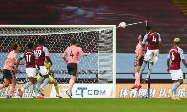 Астон Вілла обіграла Шеффілд Юнайтед у 2 турі АПЛ