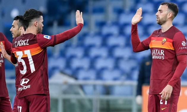 Рома перемогла Болонью в 30 турі Серії А