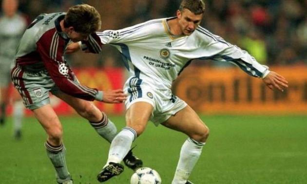 22 роки тому Баварія не пустила Динамо у фінал Ліги чемпіонів. Відео матчу