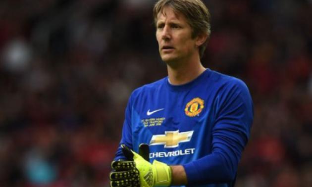Ван дер Сар зацікавлений у роботі в Манчестер Юнайтед