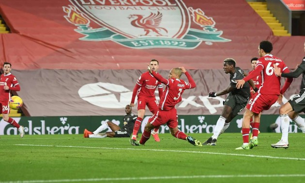 Ліверпуль - Манчестер Юнайтед 0:0. Огляд матчу