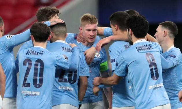 Манчестер Сіті переміг Боруссію у 1/8 фіналу Ліги чемпіонів