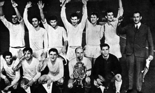 49 років легенді: як першолігові Карпати завоювали Кубок СРСР. ВІДЕО