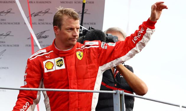 Райкконен може залишитися ще на один сезон у Формулі-1