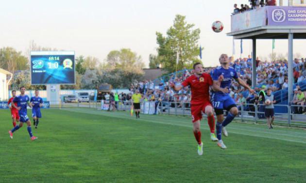 Динамо Мілевського зіграло внічию зі Смолевичами у 16 турі чемпіонату Білорусі