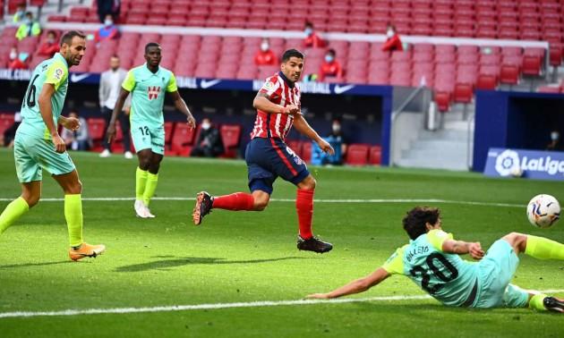 Атлетіко розгромив Гранаду у 3 турі Ла-Ліги