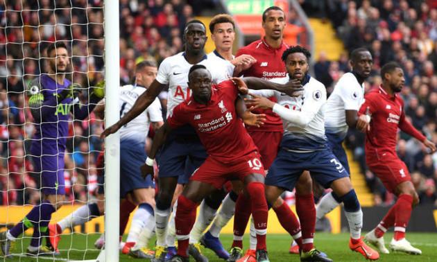 Тоттенгем - Ліверпуль: Де дивитися матч АПЛ