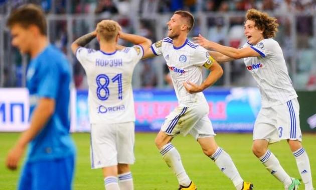 Динамо розтрощило російський Зеніт у Лізі Європи