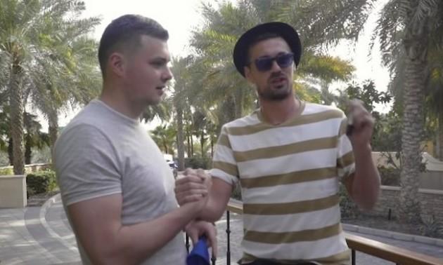 Мілевський дотепно потролив Срну: Запитайте скільки разів він перемагав у Києві