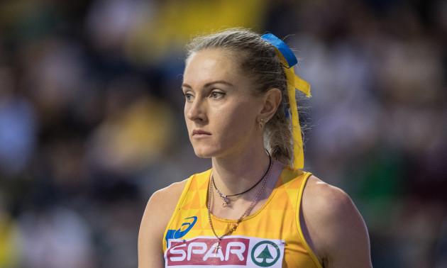 Українка Рижикова посіла сьоме місце на чемпіонаті світу