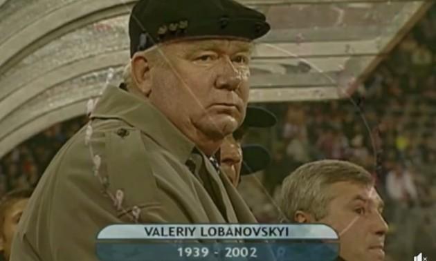 19 років тому фінал Ліги чемпіонів розпочався з хвилини мовчання на честь Валерія Лобановського