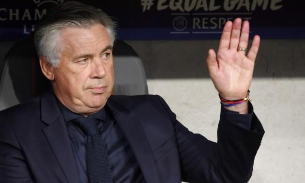 Анчелотті хоче запросити в Наполі трьох гравців Реалу