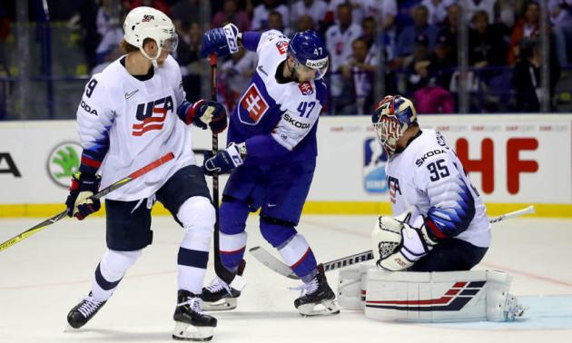 Збірна США сенсаційно поступилася на чемпіонаті світу