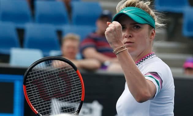 Світоліна встановила два рекорди на US Open
