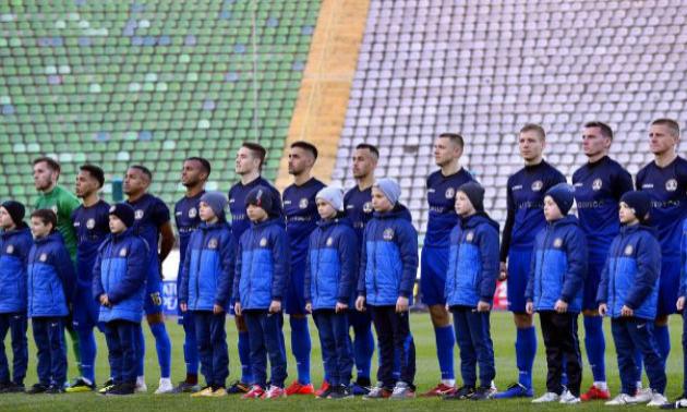 Львів поступився команді Першої ліги