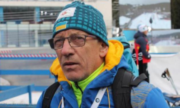 Санітра пропустить гонку збірної України через коронавірус