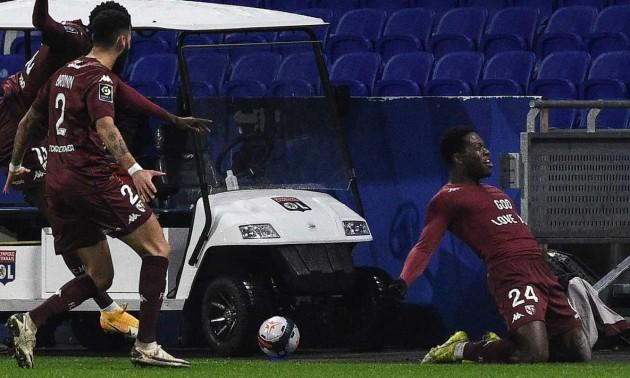 Ліон - Мец 0:1. Огляд матчу