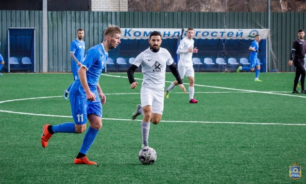 Кремінь не зміг переграти СК Полтава у контрольному матчі