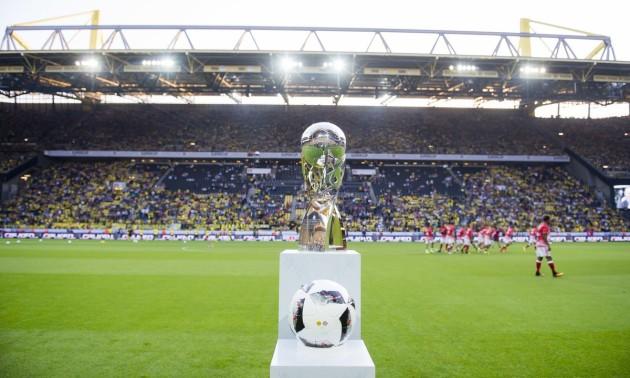 Суперкубок Німеччини. Боруссія - Баварія: онлайн-трансляція