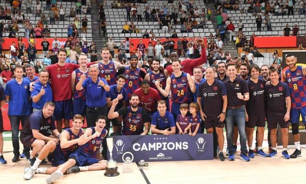 Пустовий завоював із Барселоною перший титул