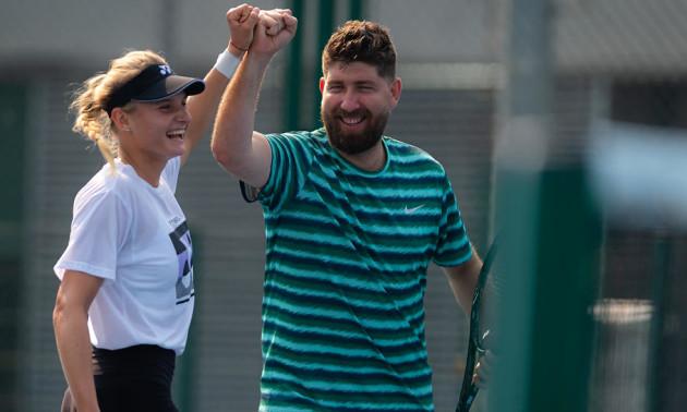 Ястремська почала співпрацю з новим тренером