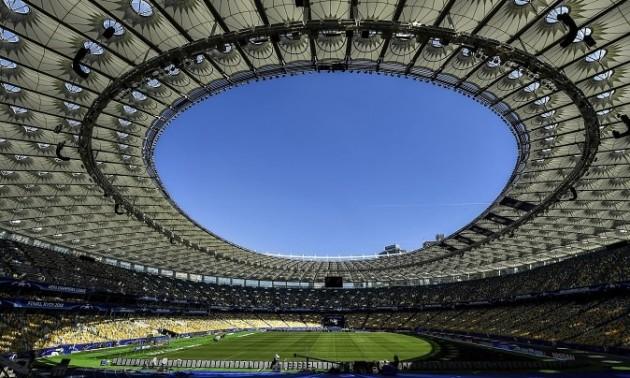Матч Динамо з Олександрією відбудеться без глядачів