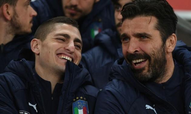 Буффон назвав найталановитішого гравця Італії