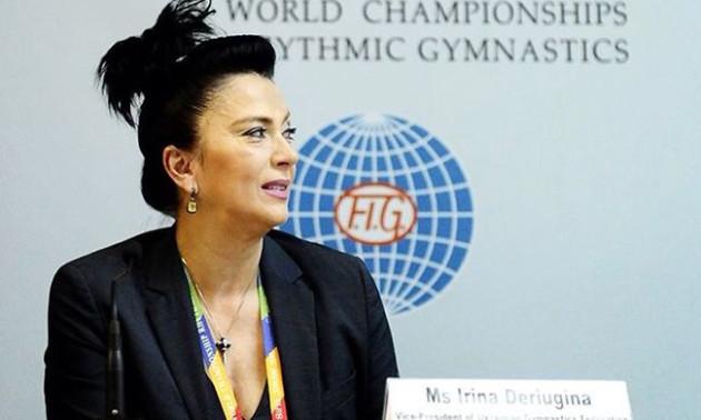 Дерюгіна: Не хочу бойкотувати Гран-прі у Москві, діти пораділи через умови для тренувань у Росії