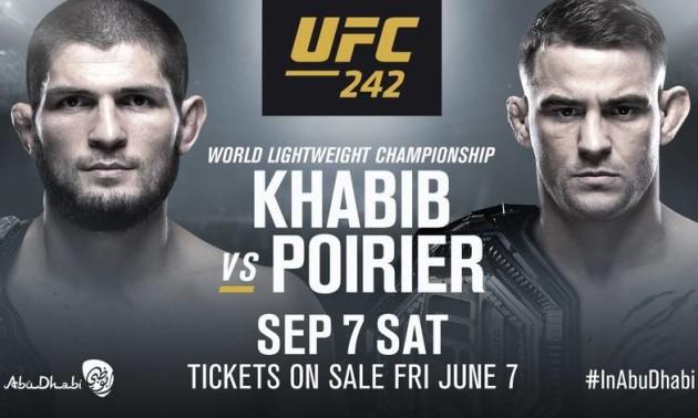 В UFC оголосили про бій Нурмагомедов - Пор'є