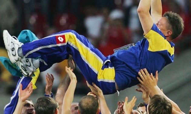 13 років тому Україна героїчно перемогла Швейцарію та вийшла до чвертьфіналу чемпіонату світу