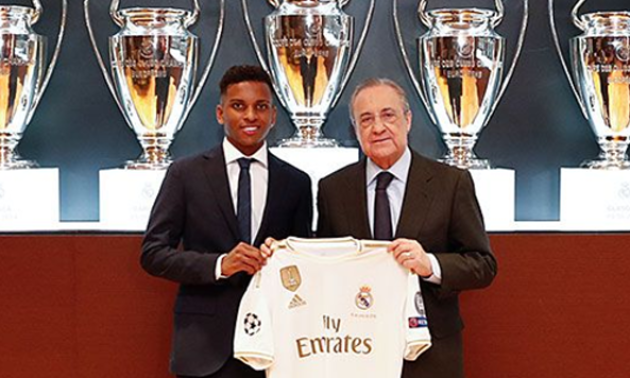 Реал підписав 18-річного бразильця за 45 млн євро